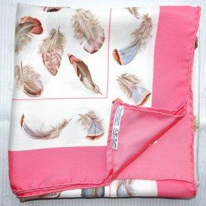 Hermès Panno di seta multicolore Seta