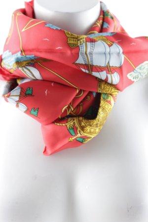 """Hermès Pañuelo de seda """"Voiles de lumiere"""""""