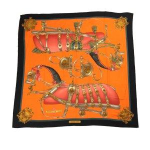 Hermès Tusch Schal Stola aus Kaschmir und Seide 140 x 140 cm