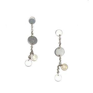 Hermès Orecchino argento Argento