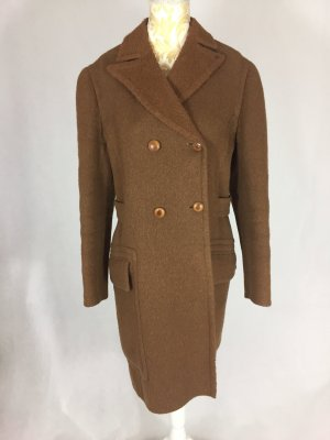 Hermès Duffel Coat brown-cognac-coloured