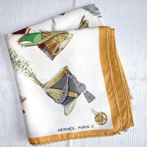 Hermès Vintage Seidentuch - nur noch für kurze Zeit!