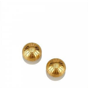 Hermes Zodiac Clip-On Earrings
