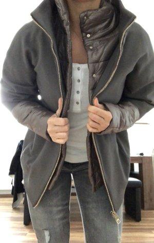 Herno Jacke Materialmix, Größe 36