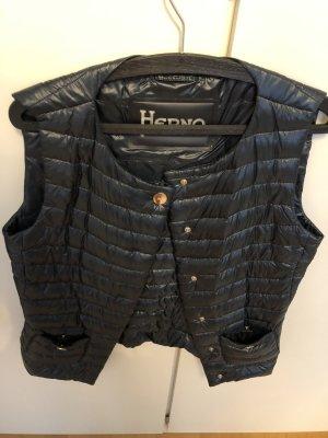 Herno Down Vest dark blue