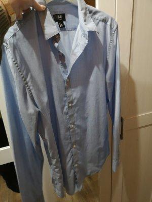 Camicia elegante azzurro
