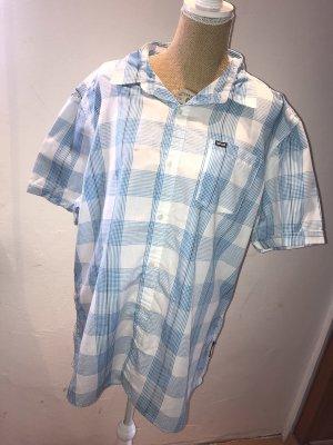 Herren Hemd kurzärmlig