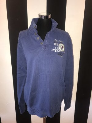 Camp David Sweater donkerblauw