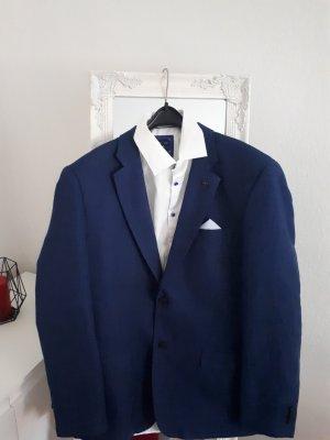 Canda Smokingblazer blauw-donkerblauw