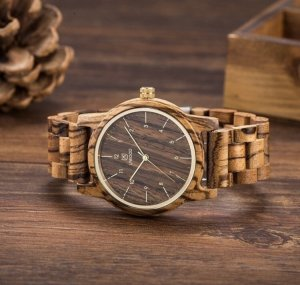 Self-Winding Watch brown