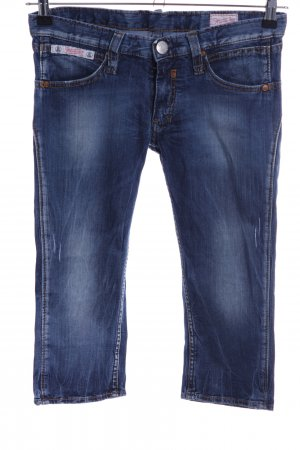 Herrlicher 3/4 Length Jeans blue casual look