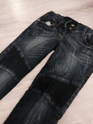 """Herrlicher Biker Jeans """"Moira"""" Slim Fit"""