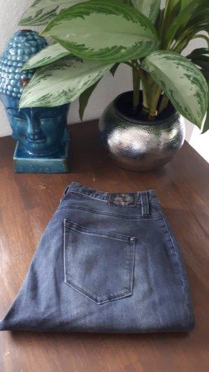 Herrlicher Boyfriend Jeans dark grey