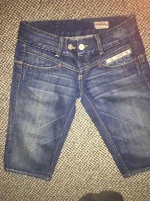 Herrlicher Damen Bermuda Jeans
