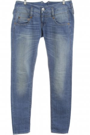 Herrlicher Low Rise Jeans blue casual look