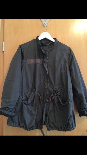 Herrlicher Jacke, grau, Übergang