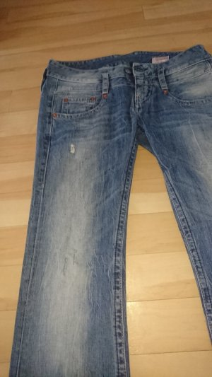 herrlicher jeans 27/32 wie neu