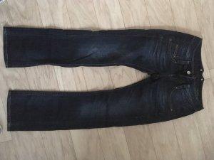Herrlicher Jeans bootcut bleu foncé