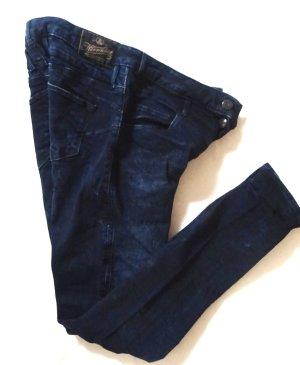 Herrlicher*Jeans*Baby*blau*W 28/32 M 38*Röhre