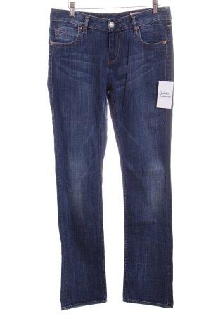Herrlicher Jeans blau Street-Fashion-Look