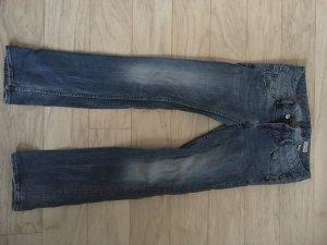 Herrlicher Jeans bootcut bleu