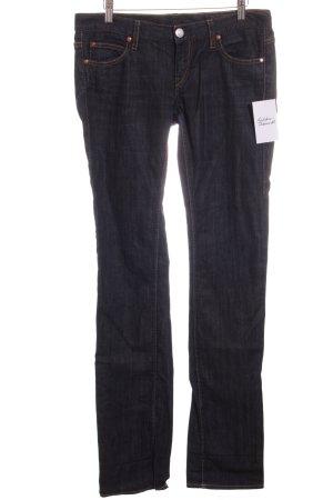 Herrlicher Jeans graublau Street-Fashion-Look