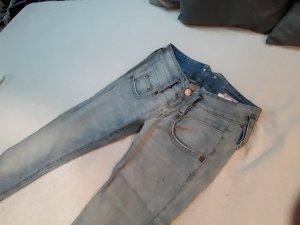 herrlicher jeans hellblau gr. 25/34