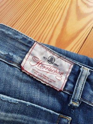 Herrlicher Jeans im used look