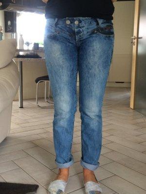 herrlicher jeans g nstig kaufen second hand m dchenflohmarkt. Black Bedroom Furniture Sets. Home Design Ideas