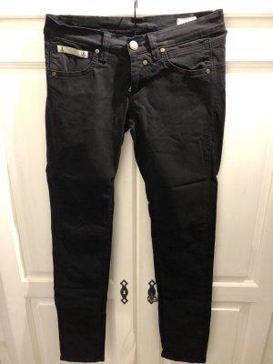 HERRLICHER Jeans schwarz in Größe W26 Markenjeans