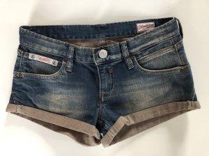 Herrlicher Jeans Shorts Gr. 26