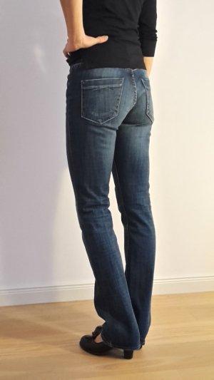 Herrlicher Jeans Sina 5614 Blaustoff original  27/32