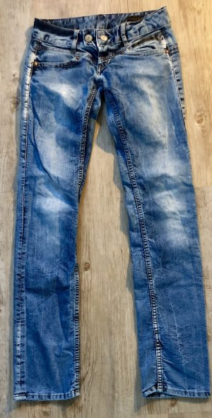 Herrlicher Jeans Tight Gr 26/32