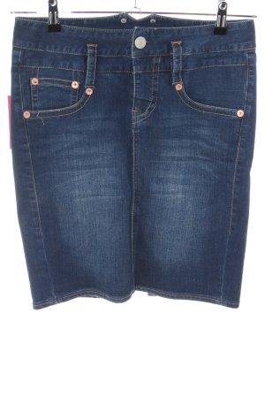 Herrlicher Denim Skirt blue casual look