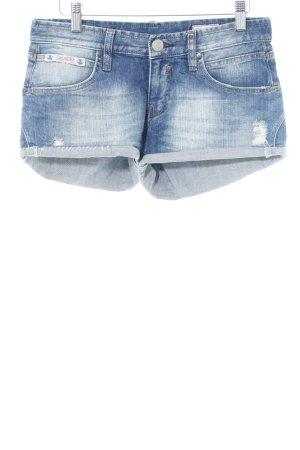 Herrlicher Denim Shorts blue casual look
