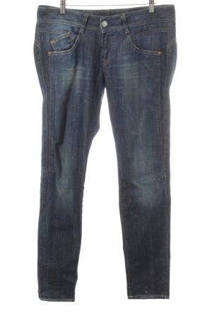 Herrlicher Wortel jeans blauw casual uitstraling