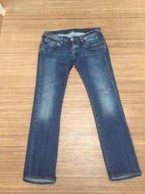 "Herrlicher, Kult-Jeans ""Piper straight"", Gr. 29/34"