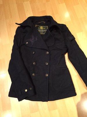 Herrlicher Abrigo corto negro