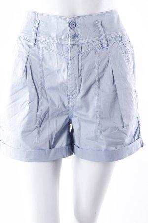 Herrlicher Shorts Babyblau