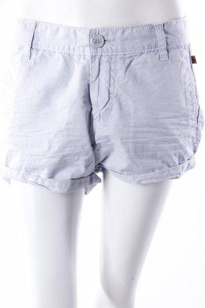 Herrlicher Shorts hellblau