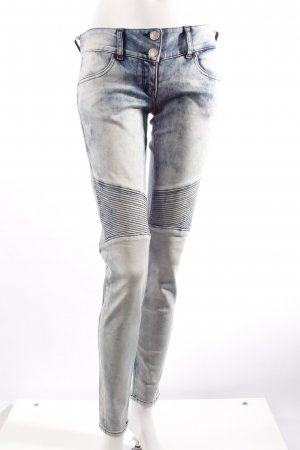 Herrlicher Skinny Jeans Acid Wash