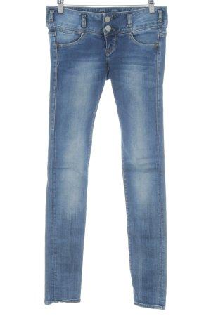 """Herrlicher Slim Jeans """"Birdy"""" blue"""