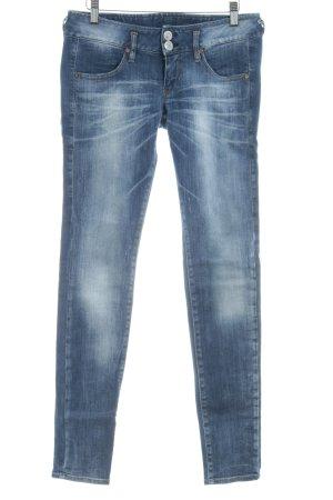 Herrlicher Slim Jeans blau Casual-Look