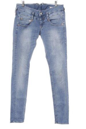 Herrlicher Slim Jeans blau-hellblau Casual-Look