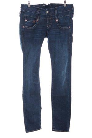 Herrlicher Slim Jeans blue jeans look