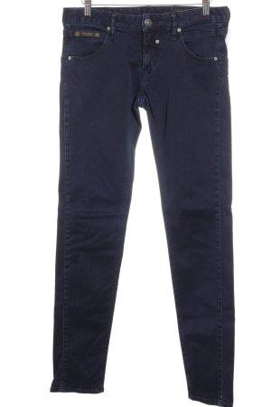 Herrlicher Slim Jeans dunkelblau