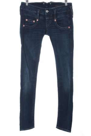 Herrlicher Slim Jeans dunkelblau Casual-Look