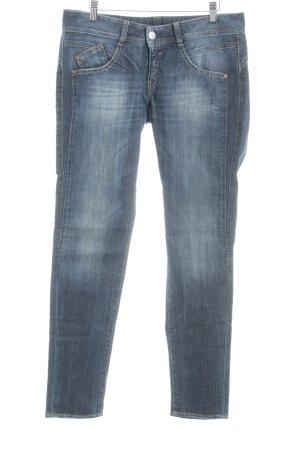 "Herrlicher Slim Jeans ""Gila"" dunkelblau"