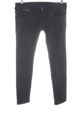 Herrlicher Stretch Jeans black casual look