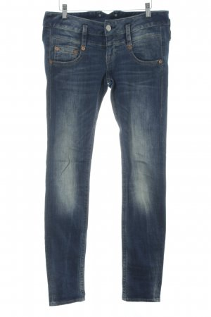 Herrlicher Jeans stretch bleu gradient de couleur style seconde main